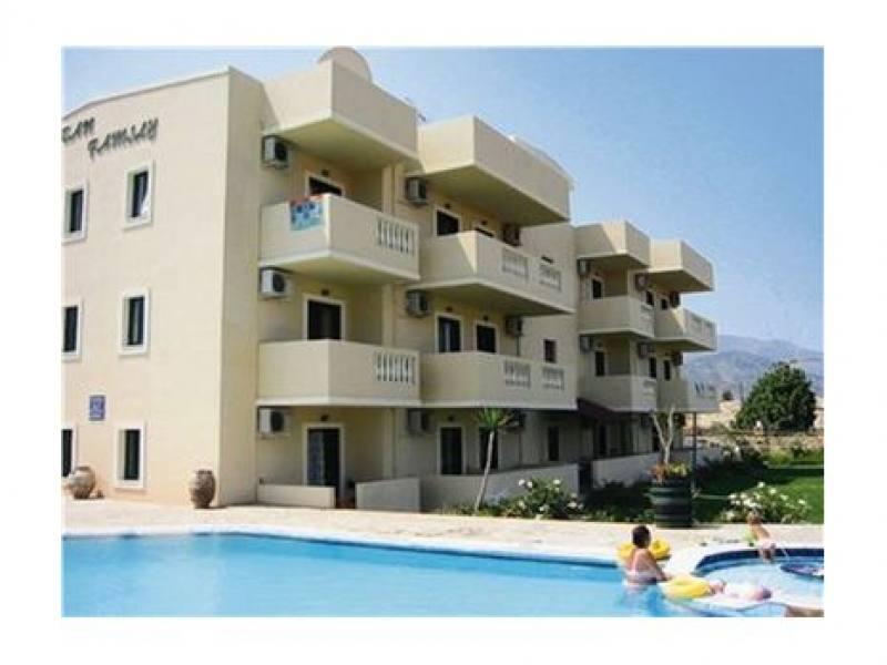 Appartementen Cretan Family - Malia - Heraklion Kreta